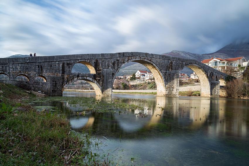 """""""Arslanagić most"""" - Trebinje"""