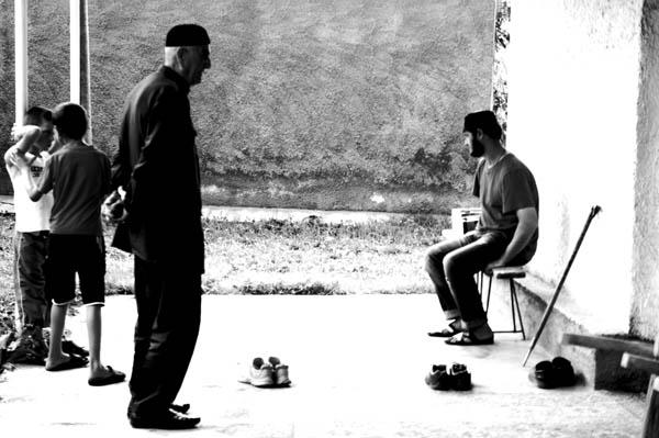 Nella Valle del Pankisi - Matteo Zola