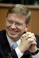 Il Commissario Ue all'allargamento, Stefan Fule (ecrgroup.eu)