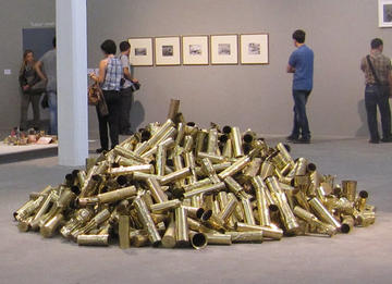 Obussen II (2010) di Kris Martin