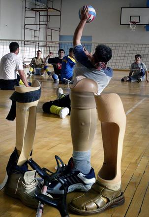 Paraolimpiadi (Foto Danilo Krstanović)