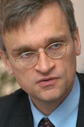 Peter Semneby, rappresentante speciale Ue per il Caucaso del sud