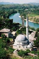 Pocitelj, Viaggiare i Balcani