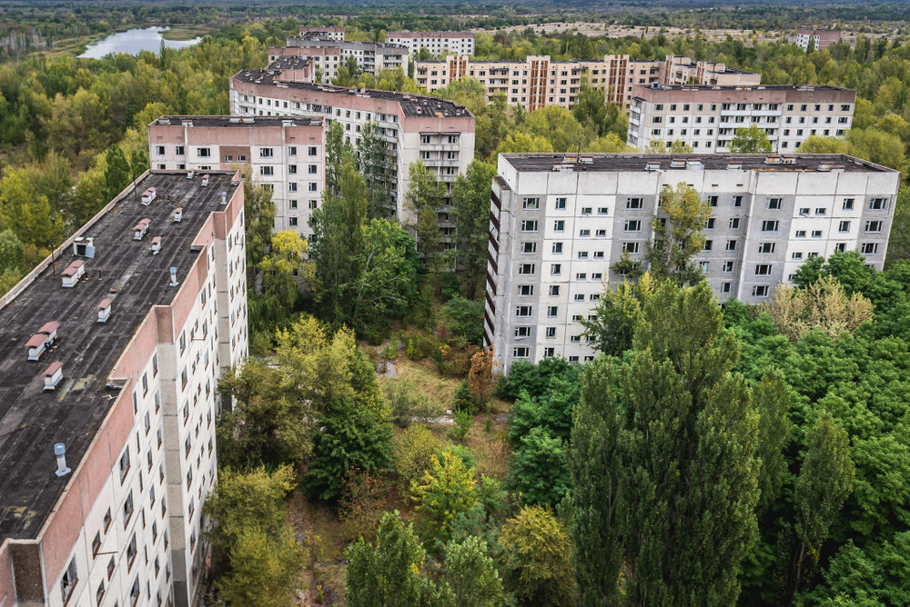 La città abbandonata di Pripyat (Foto © Fotokon/Shutterstock)