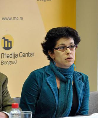 "Radina Vučetić (foto ""Medija centar Beograd"")"