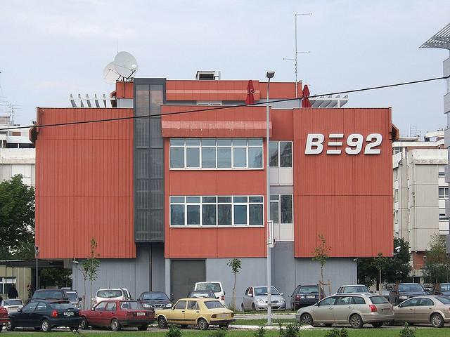 Radio B92 - Flickr