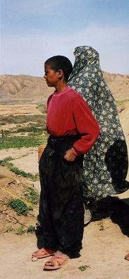 migranti afgani - foto Jeanne Menj