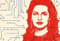 "Immagine tratta dal podcast BBC ""The missing cryptoqueen"""