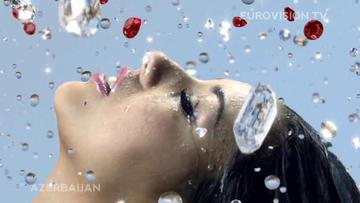 """Safura, """"Drip drop"""", canzone dell'Azerbaijan per Eurovision 2010"""