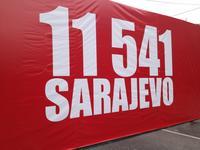 Sarajevo, 6 aprile 2012 (Foto Andrea Rossini)