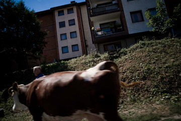 Srebrenica, foto di Luca Marinari