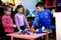 Scuola per l'infanzia (foto di Jeton Sopa)
