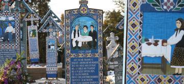 Cimitero di Sapanta - foto Davide Sighele