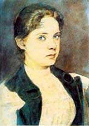 اسلاوا راشکای - سلف پرتره (1898)