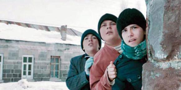 """Snow Pirates - Kar korsanlari"" dell'esordiente Faruk Hacihafizoglu"