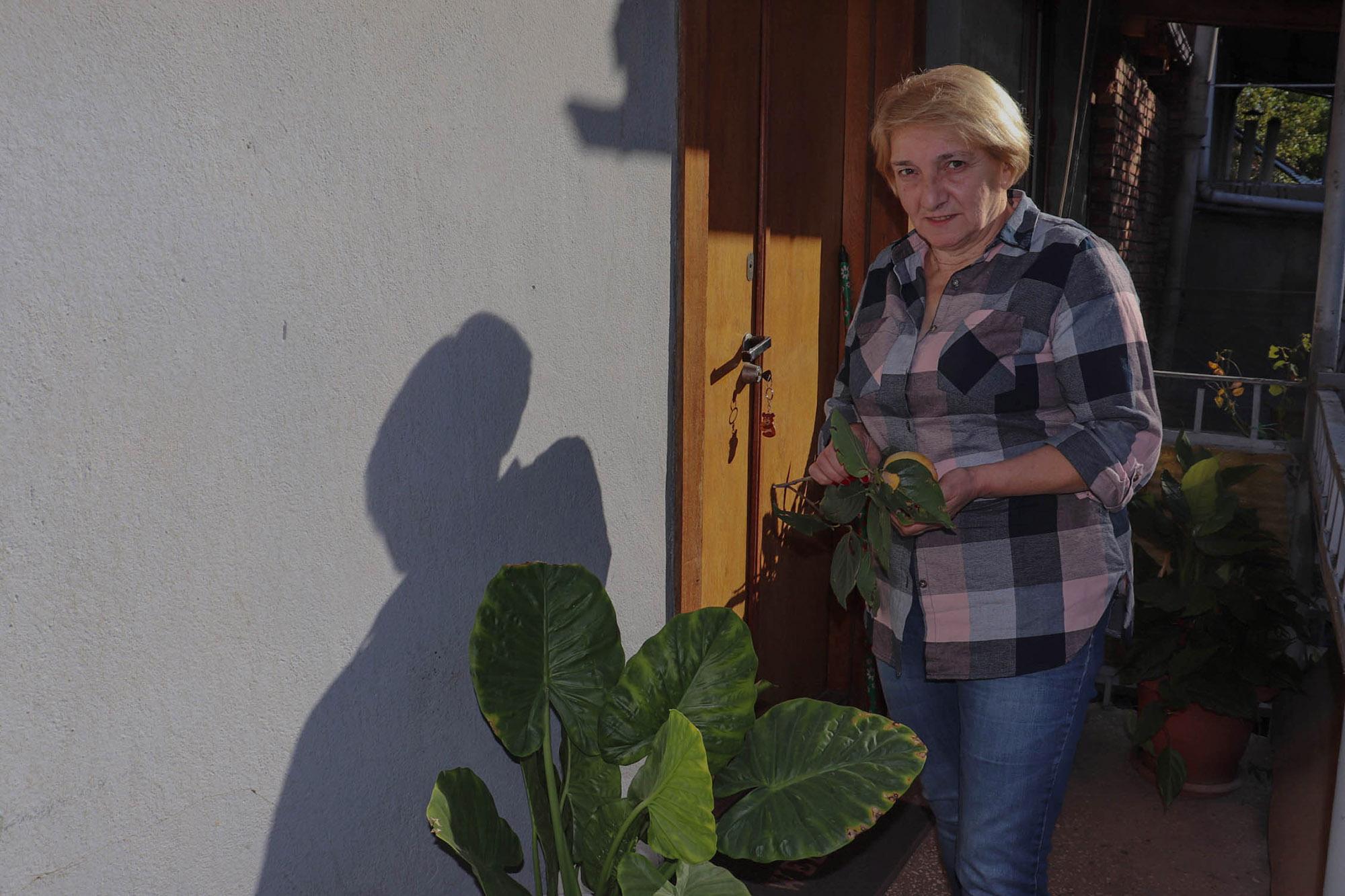 Marina Sujashvili, guardiaboschi