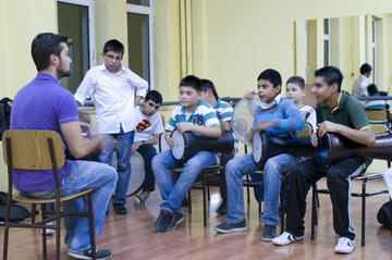 Scuola di Sulukule
