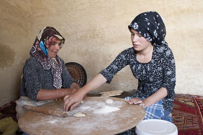 Pane in Turchia