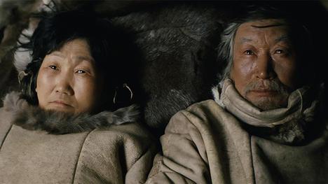 "Un'immagine tratta dal film ""Ága"" del bulgaro Milko Lazarov"