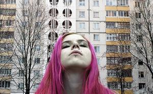 Un'immagine tratta dal lavoro Freedom of expression in Minsk di Tatiana Fiodorova