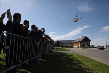 """Una dimostrazione durante l'edizione 2019 dell' """"European Border and Coast Guard Day"""""""