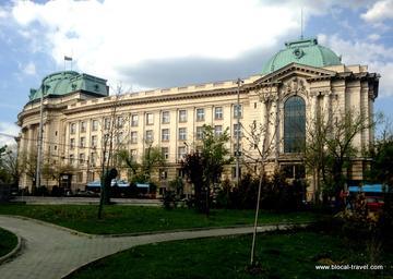 Università di Sofia - Blocal