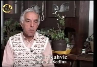 Uzeir Kahvić, Chi l'ha visto Rai3 19 novembre 2005