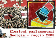 "Vai al dossier ""elezioni parlamentari in Georgia 2008"""