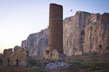 Van, i resti della città antica - foto di Paolo Martino