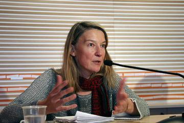 Vesna Teršelič (foto L. Zanoni)
