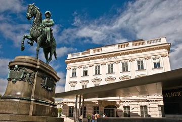 Vienna, l'Albertina (Foto Groucho, Flickr)