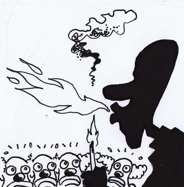 La vignetta di Franco Juri