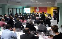 Vinitaly 2013, durante la degustazione Balkan wine tasting