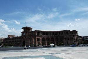 Yerevan, la sede del governo (Foto 517 design, Flickr)