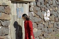 """Una scena del film """"Zara"""" della regista Ayten Mutlu Saray, proiettato in prima italiana al Festival del cinema curdo di Roma"""