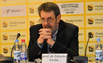 Zdravko Grebo, Media Center Belgrade CC