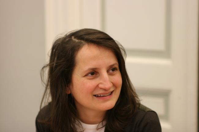Luisa Chiodi, conferenza stampa 13 marzo 2012