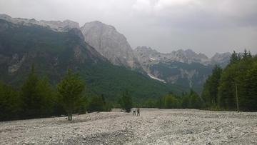 Albania, vista sulle Alpi, foto Igli Braho - Flickr.jpg