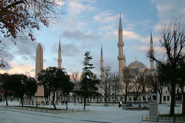 Sultanahmet, la zona dell'attentato - foto di Jorge Franganillo Flickr.com.jpg