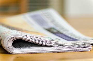 Giornali, foto di Andrys - Pixabay
