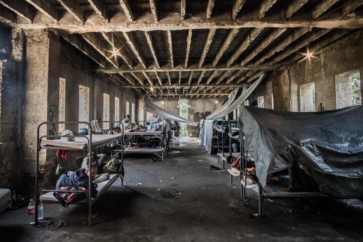 Bosnia, migranti - foto di MSF.jpg