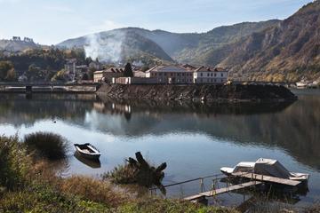 Višegrad, sul fiume Drina (Photo Federico Sutera)