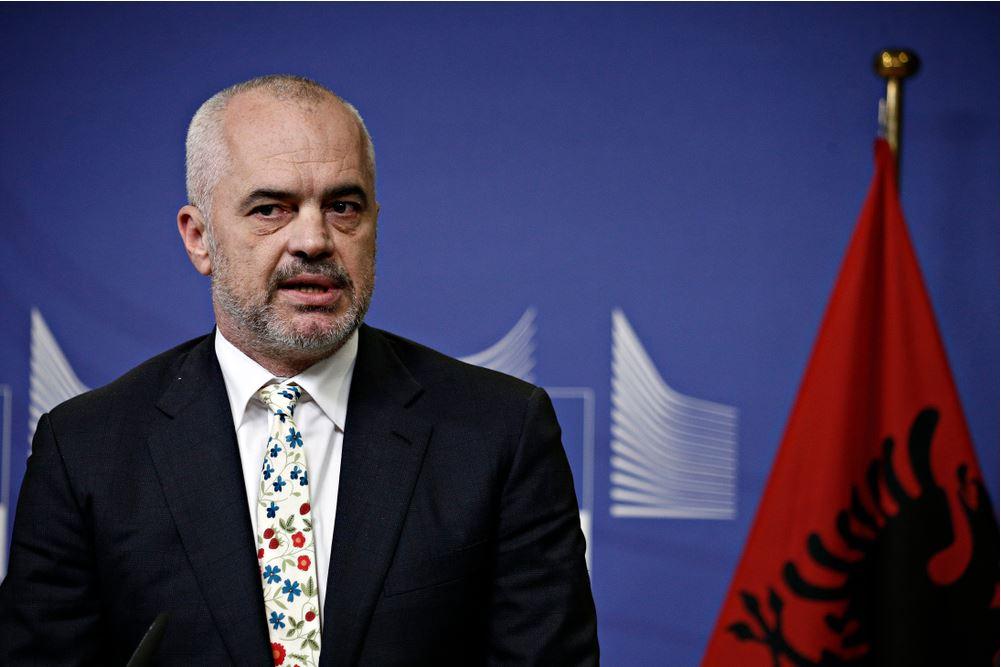 Il premier albanese Edi Rama - © Alexandros Michailidis/Shutterstock