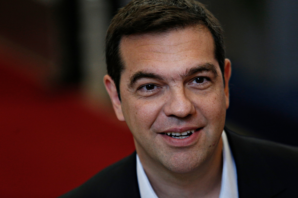 Alexis Tsipras - Alexandros Michailidis/Shutterstock