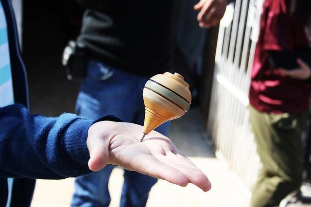 Equilibrio instabile, foto di Contando Letras - Flickr.com