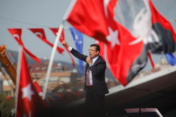 Ekrem İmamoğlu, Kemal Aslan - Shutterstock