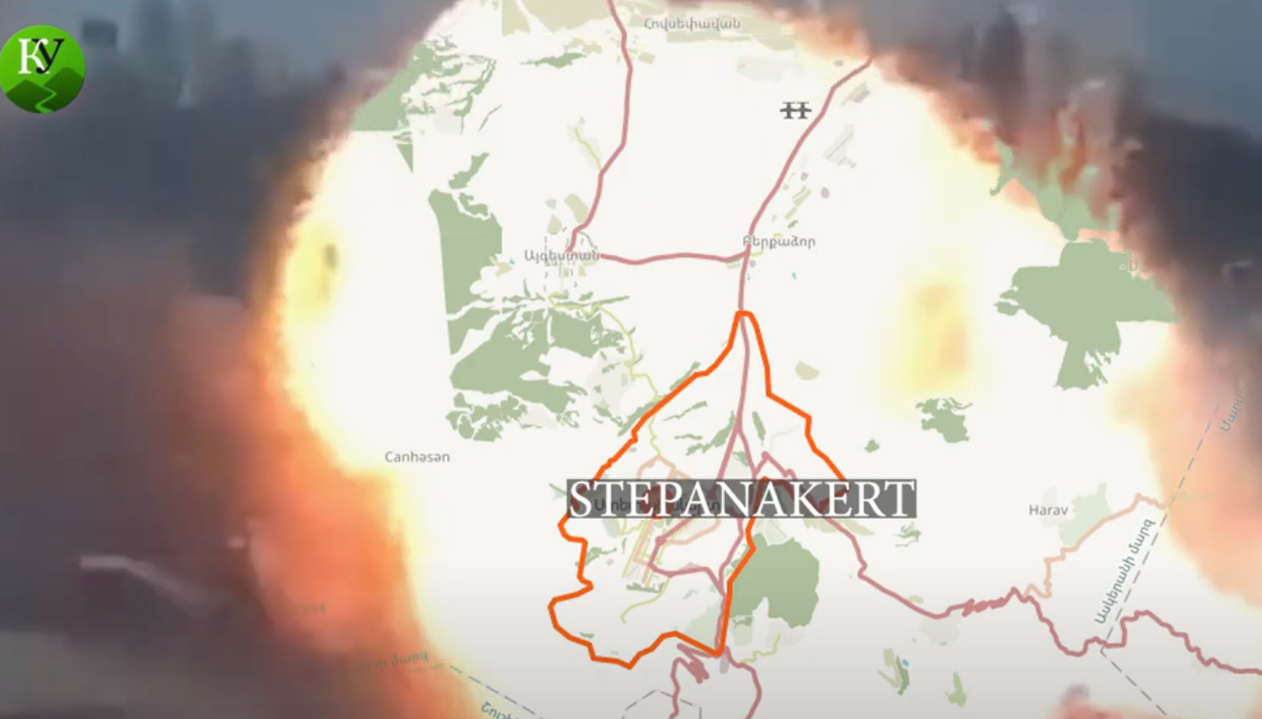 Karabakh: fierce battles along the entire frontline