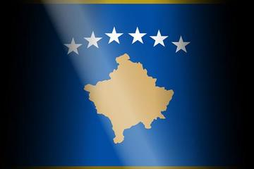 Kosovo flag, di Kosovo Future Maker - Flickr.com