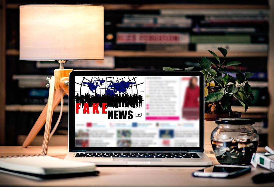 Fake news - Pixabay