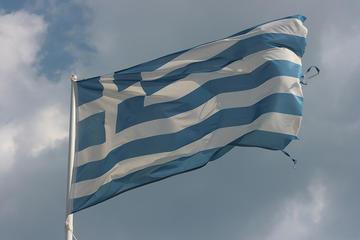 Bandiera Grecia, foto di Gareth Rushgrove - Flickr.com.jpg